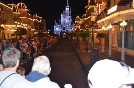 DisneyMarathonCinderellaCastle