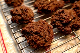 FudgyDoubleChocolateChipCookies