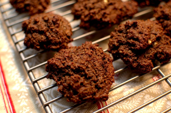 ChewyChocolateGingerCookies