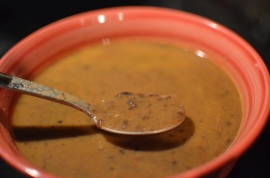 SmokyBlackBeanSoup